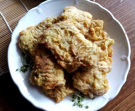 Filety z mintaja smażone