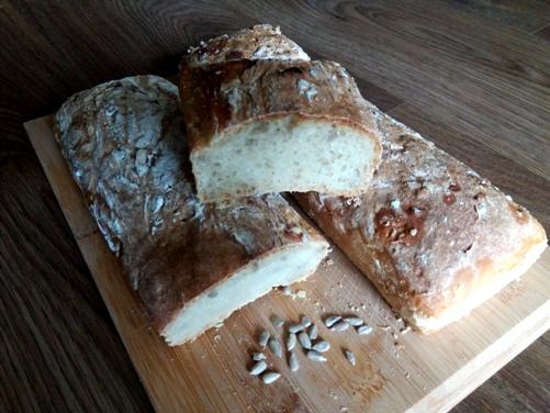 Włoski chlebek, ciabatta