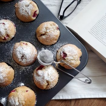 Muffinki – bazowy, prosty i szybki przepis