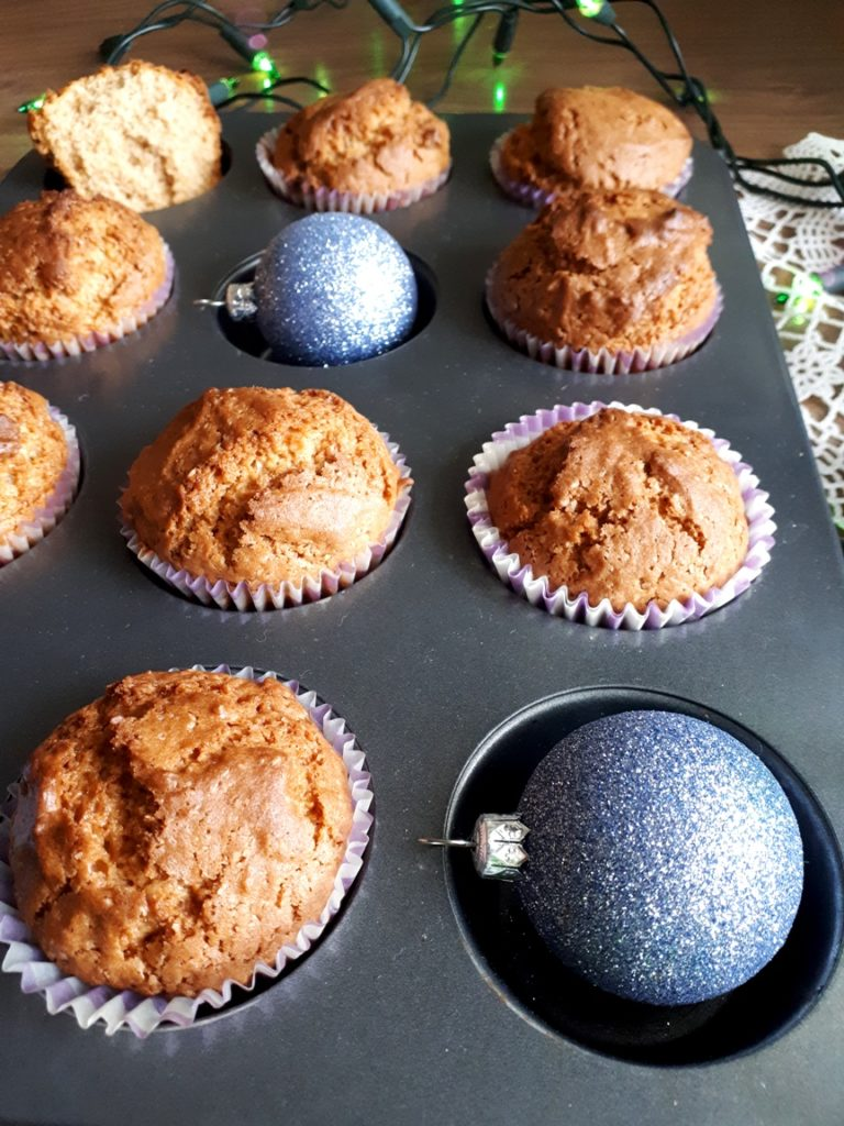 Piernikowe Muffiny Zasmakuj Kuchni